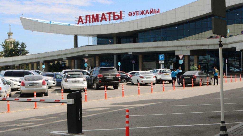 Timur Kulibayev verkaufte den Flughafen Almaty in einem verdächtig lukrativen Geschäft