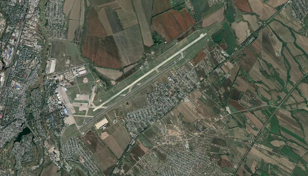 Flughafens Almaty