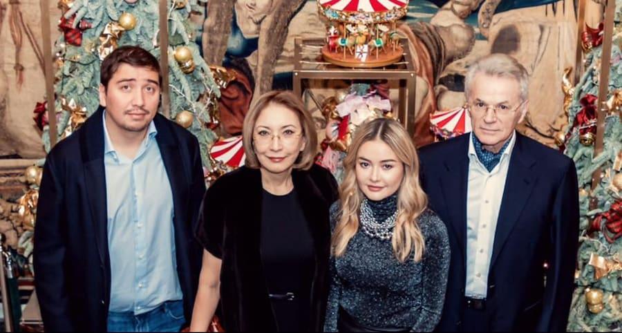 Familie Khrapunov